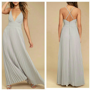 Lulu's Depths of My Love Maxi Gown L